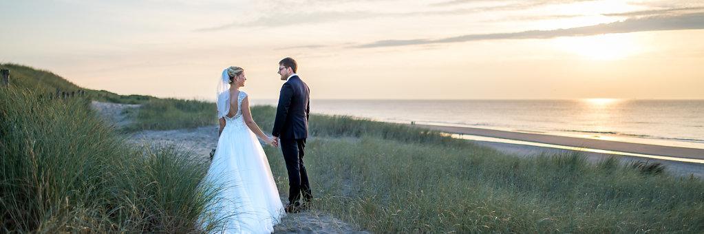 Sunset Wedding Noordwijk